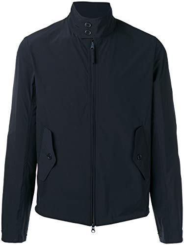 ASPESI Giacca Outerwear Uomo I138g00601101 Poliestere Blu