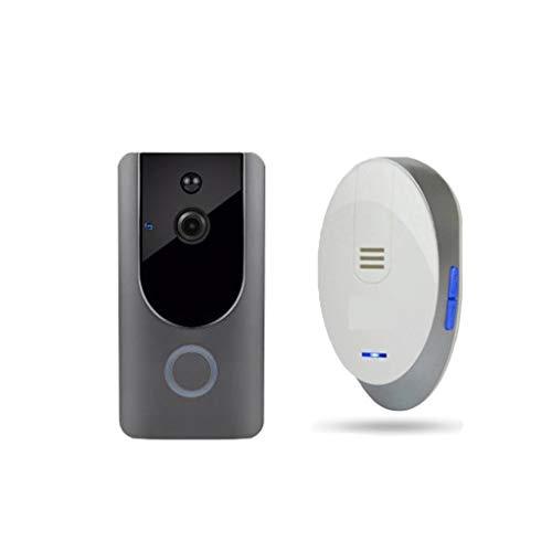 Türklingel Wireless Video Intercom Türklingel Home Office Villa Kostenlos Stanzen Smart Night Vision Video Türklingel...