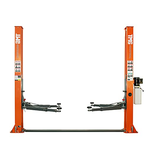 TMG TPL45 10,000-LB 2 Post Car Lift Floor Plate Auto Lift