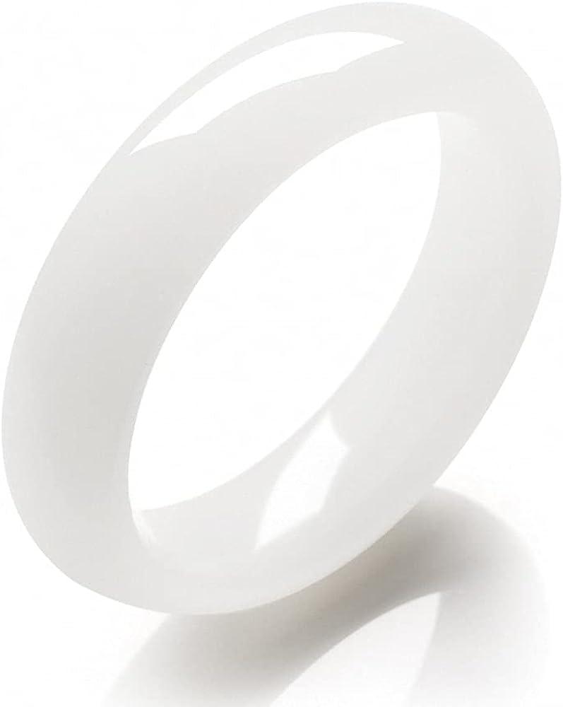 Beautiful Chinese Natural Handmade White Jade Bracelet for Lady Girl White Bracelet Bracelet Gift Box 52-66mm