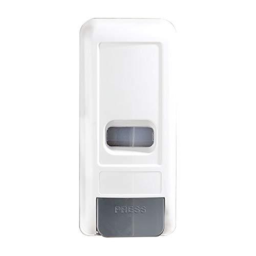 Dosificador Jabón Dispensador de jabón manual de la pared de la espuma del hotel, el buen efecto de uso, la caja del desinfectante de manos es adecuado para hoteles, escuelas Botellas dispensadoras de