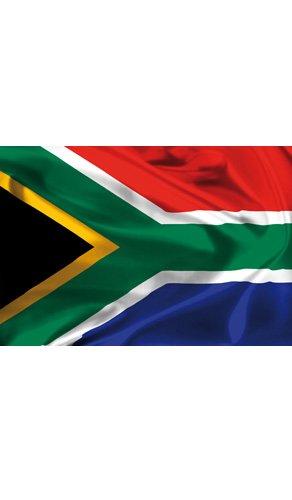 Bandera de Sudáfrica, talla única