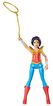 DC Super Hero Girls  Hero Action Wonder Woman Dolls 6 inches DVG67