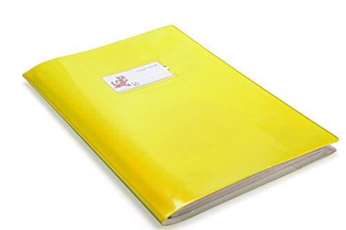Copertina Quaderno A4 Gialla
