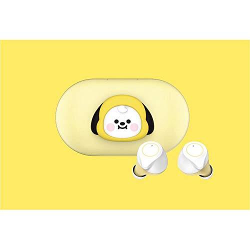 BTS New Official Merchandise - Auriculares inalámbricos Bluetooth Bangtan Boys...