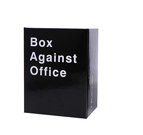 Box Against The Office Games with 352 Cards  Party Game
