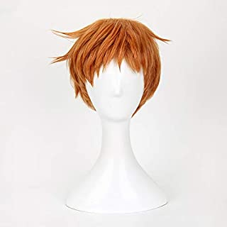 Grizzly's Sloth King The Seven Deadly Sins Cosplay Halloween Party Concert Hairpiece Wigs Wig Cap for Black White Men