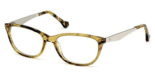 Balenciaga BA5041 047-55 -17-145 Balenciaga brilmontuur BA5041 047-55 -17-145 rechthoekig brilmontuur 55, goud