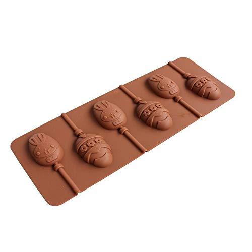 Stampo da forno svizzero Cioccolato di Muffa di Uovo di Pasqua Bastoncini di Muffa Torta di Muffa di Ghiaccio di Muffa di alimento