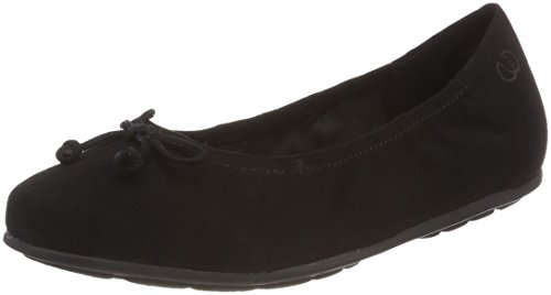 Gerry Weber Shoes Anastesia 04, Damen Geschlossene Ballerinas, Schwarz (schwarz), 39 EU (6 UK)