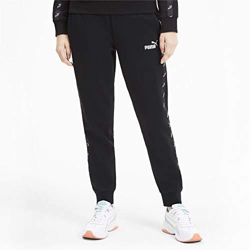 PUMA Damen Amplified Pants FL cl Hose, Schwarz, L
