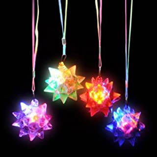 Best blinky light necklaces Reviews