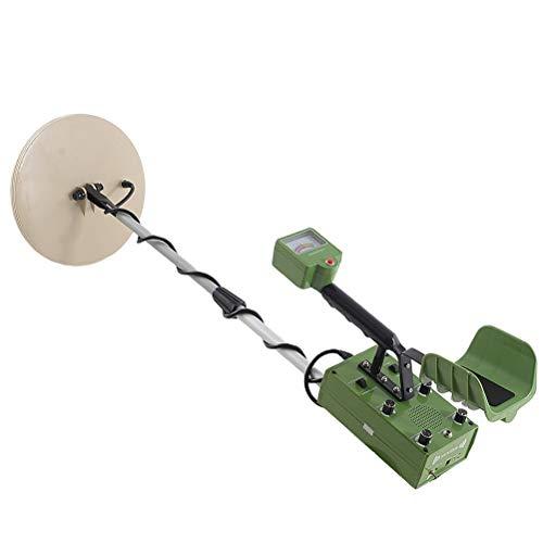 MYYINGELE Portable Détecteur de métaux léger avec Fonction Pinpoint, Bobine étanche, Haute sensibilité, Pelle et Sac de Transport Enfants