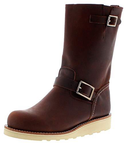 Red Wing Shoes 3471 Copper Bottes d'ingénierie pour Femme Marron - Marron - cuivré, 38 EU