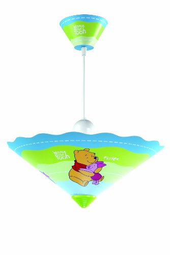 Dalber 63664 Winnie the Pooh lámpara colgante decorativo