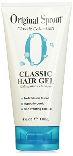 Original Sprout Classic Hair Gel, Medium Hold 4 oz by...