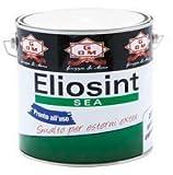 Smalto Sintetico per interni ed esterni,ideale per verniciatura di ferro,legno. LT 2,5 (Verde vittoria)