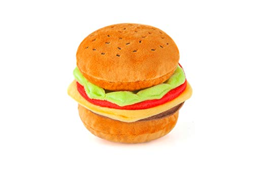 P.L.A.Y. Pet American Classic Plush - Hamburger