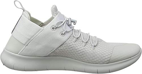 Nike Herren Free RN Commuter 2017 Laufschuhe, Grau (Vast Grey/White), 41 EU