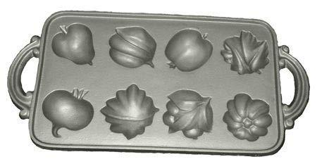 John Wright Hearth Harvest Muffin Pan 73304