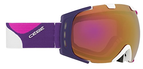 Cébé Skibrille Origins Pink/Violet/Light Rose/Flash Gold, M, CBG87