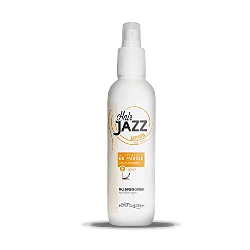 Hair Jazz Shampoo und Lotion können das Haarwachstum bis zu 3 Mal erhöhen.