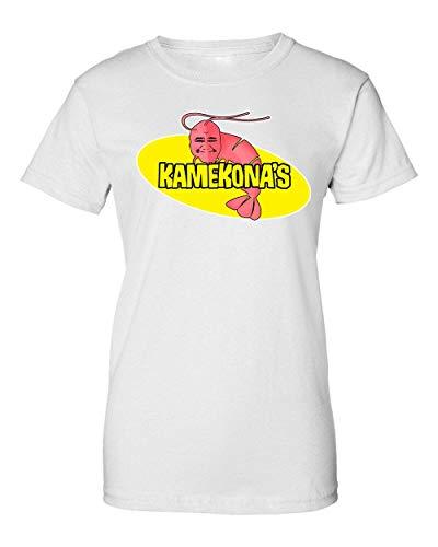 Kamekona's Shrimp Damen T-Shirt Medium