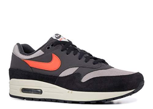 Nike Herren Air Max 1 Gymnastikschuhe, Grau (Oil Grey/Wild Mango/Thunder Gr 004), 48.5 EU