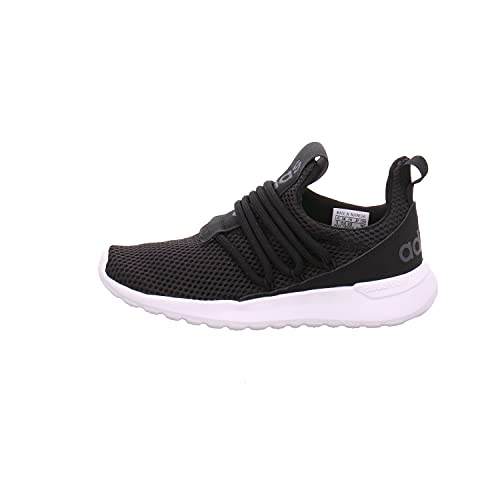 adidas LITE Racer Adapt 3.0 K Sneaker, Negbás/Negbás/Grisei, 36 EU