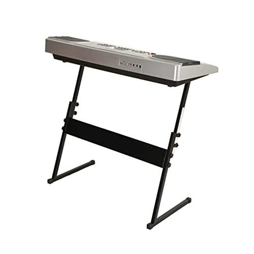 Generic Soporte de teclado para piano estilo Z universal soporte de música...