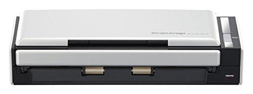 Fujitsu ScanSnap S1300i Dokumentenscanner (600 dpi, A4, USB 2.0) Schwarz/silber