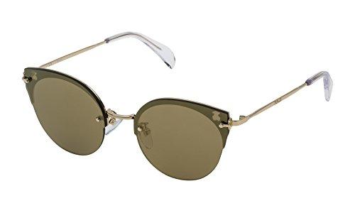 TOUS STOA09-56300G Gafas, Rosado, 56/18/140 para Mujer