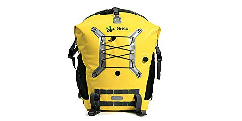 Inrigo:Camera Cases &Waterproof Camera Backpack Intelligently IP78,Travel/Hiking Waterproof Camera Bags, Quick-Open Zipper, Ergonomic Design.Incorporated with a Bluetooth Humidity Monitor