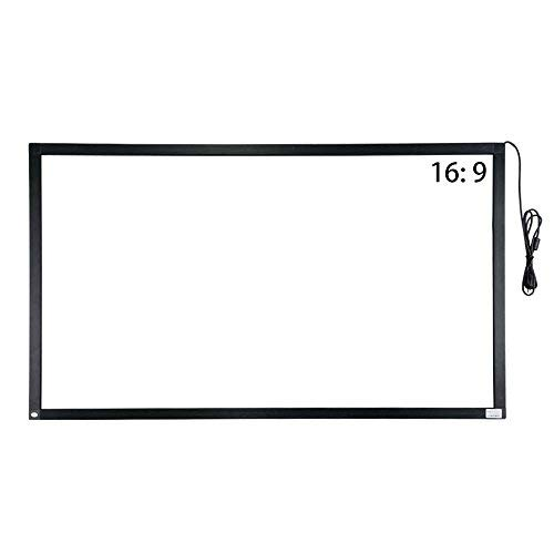 GreenTouch 42 inch Multi Touch 10 Points Infrared Touch Frame, ir Touch Panel, Infrared Touch Screen Overlay…