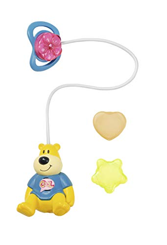 Zapf Creation 826881 Baby Born Interactive Schnuller 43cm, bunt