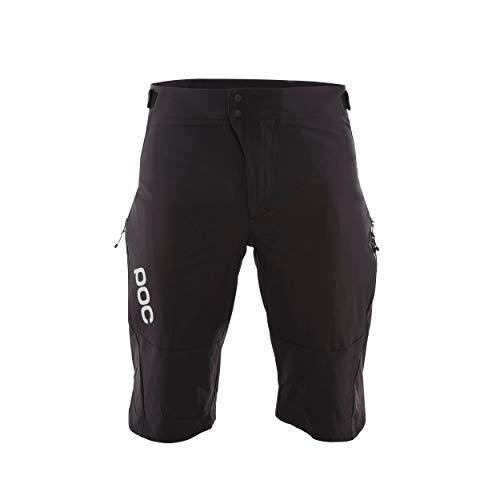 POC Essential XC Shorts, Unisex Adulto, Uranium Black, XLG