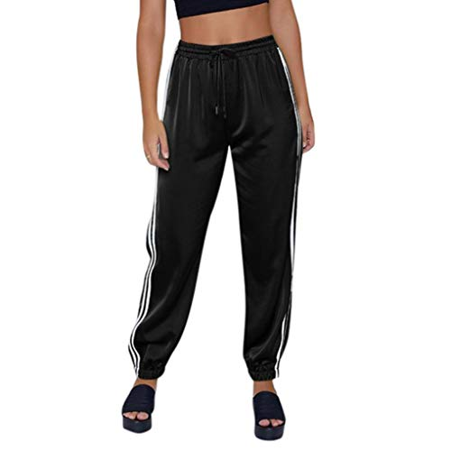 Luckycat Neuer Damen Hose Freizeithose 7/8-Hose Sportswear Style,Jogginghose Sporthose Rangerhose Jägerhose Outdoorhose Freizeithose Tarnhose
