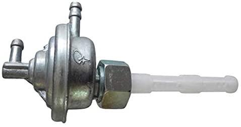 Válvula de purga de valor de combustible con cierre de vacío 1/4 pulgada 1/4 'puerto M16x1.5 Rosca para Lance Scooter 125cc Cabo 125 (4 tiempos) Refrigerado por aire 2014 2015 2016 2017 # 16950-M9Q-00