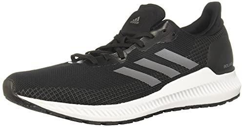 Adidas Solar Blaze M, Zapatillas Running Hombre, Noir Gris Foncã Blanc, 45 1/3 EU