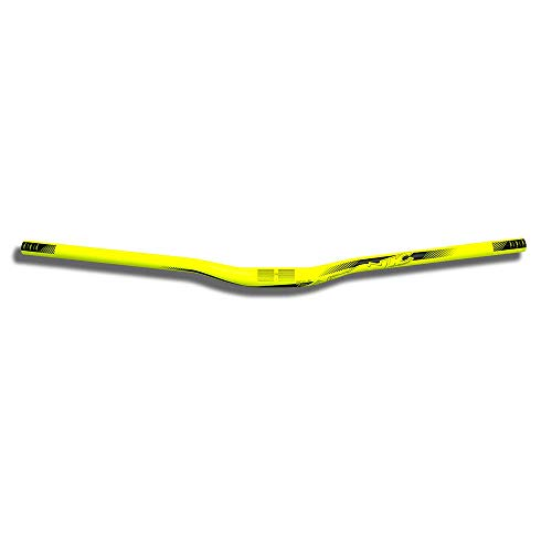 AZONIC Unisex-Erwachsene 25MM/800MM Hi-Viz-3001-114 3001-114 Agile Riser Bar – (31,8) 25 mm/800 mm Hi-Viz, neon, 31.8