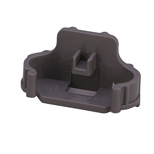 Beko Dishwasher Plastic Rail Cap Front And Rear Rail Ends DE3430FS, DE3761FS, DE3762FS 1732840100