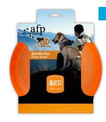 ALL FOR PAWS Frisbee Anti-Morsure pour Chien 6 kg