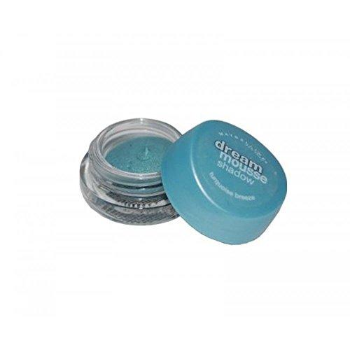 Ombre à Paupières Dream Mousse Eyecolor Gemey Maybelline - Turquoise Breeze