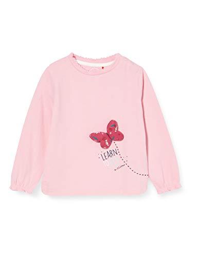 s.Oliver Junior Baby-Mädchen 405.10.009.12.130.2051597 T-Shirt, 4340, 86