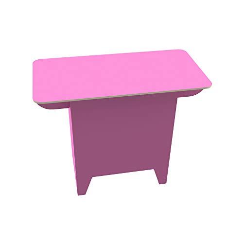 Pink -FunDesks Cardboard Desk