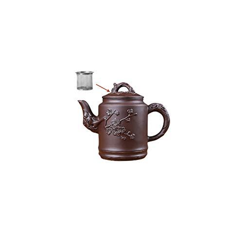Maya Star Chinesische handgefertigte Yixing-Teekannen aus Ton, große Kapazität, Kongfu-Teekanne für den Haushalt, A05