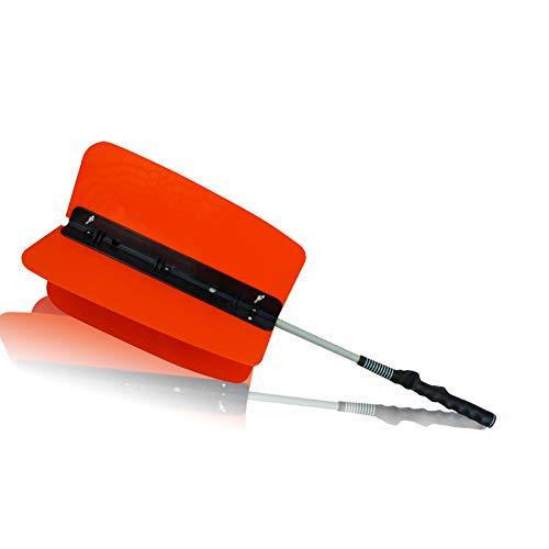 Crestgolf Golf Power Resistance Trainer Golf Swing Trainer (Orange)