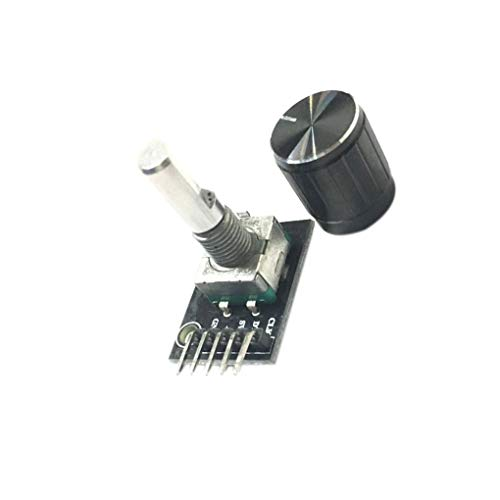 Morza 360 Grad-Drehgeber-Modul Ersatz für Arduino Brick Sensor Switch Development Board KY-040 DIY Elektronischen