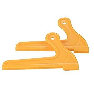HunterBee - Palo de seguridad para carpintería para uso en sierras de mesa, herramientas para mesas de fresado
