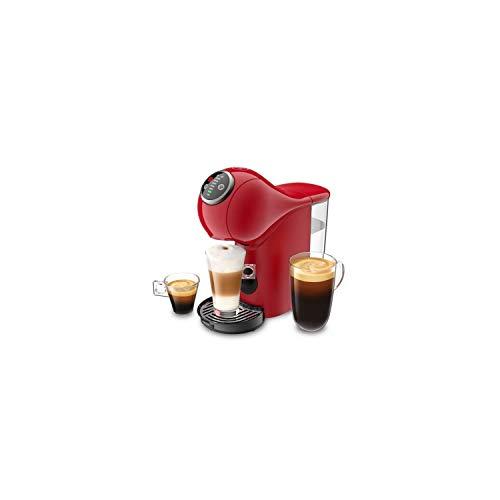 Krups - yy4444fd - CafetiŠre … dosette 15 bars 1500w rouge/noir g'nio s plus